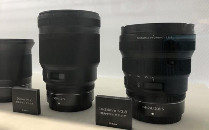 除入门全幅Z5外 7月21日前后尼康三支镜头也将一同亮相