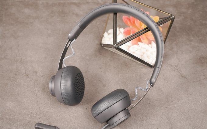 罗技Zone Wired有线头戴耳机评测:网课办公好助手