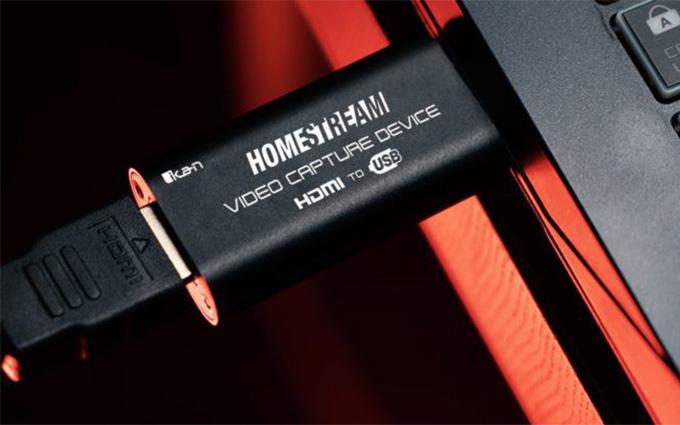 装上Ikan HomeStream 相机秒变USB摄像头