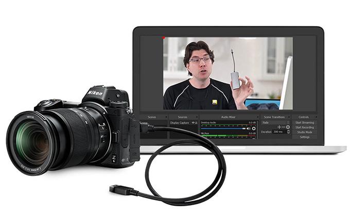 尼康8月推出Webcam软件 兼容单反以及Z系列无反相机