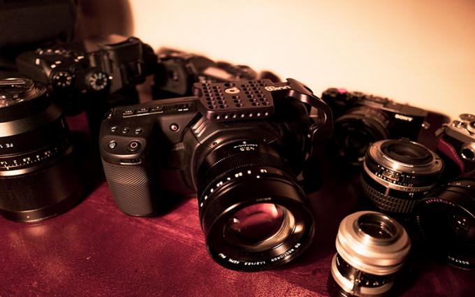 与松下S1H等全幅无反相抗衡 BMD或将推出全画幅摄像机BMPCC 6K Pro