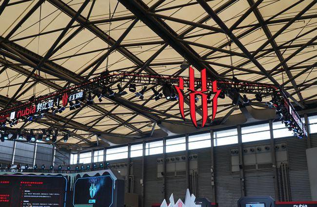 ChinaJoy 2020丨冰风银翼 比快更快,努比亚展台再燃电竞狂潮