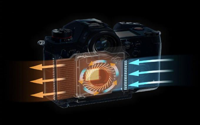 相机过热如何解决?谈谈各家相机厂商的散热方案