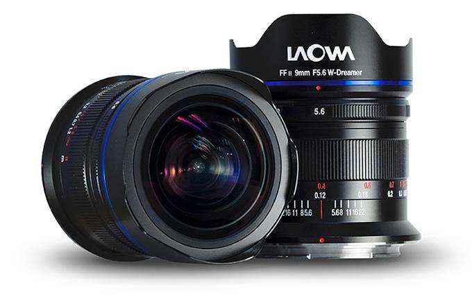 老蛙正式发布9mm f/5.6 FF RL镜头,四卡口可选 5499元起
