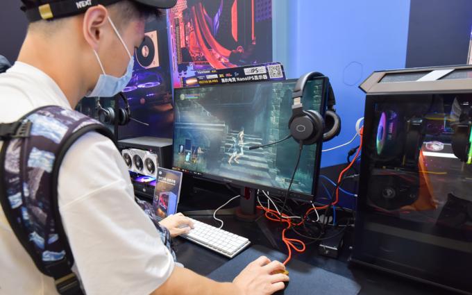 ChinaJoy2020丨电竞玩家的新宠儿:优派显示器于ChinaJoy大显身手