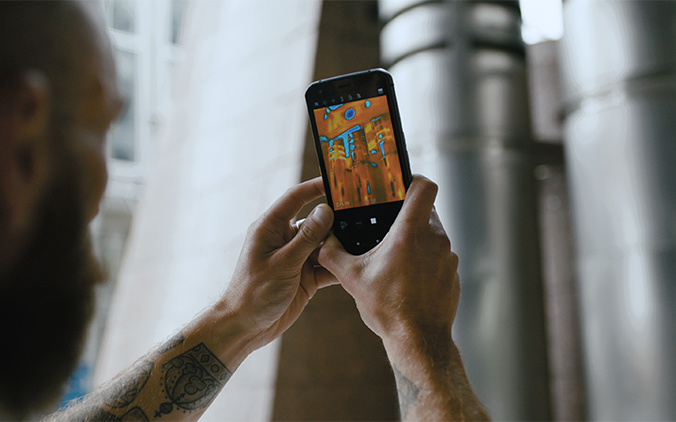 CAT发布全新S62 Pro坚固型手机 全面升级热成像相机