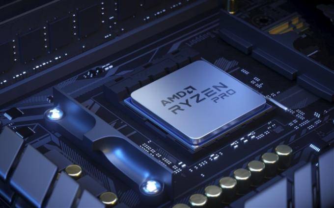 AMD Ryzen Pro系列处理器性能提升显著 高运行频率可弥补核显规格差距