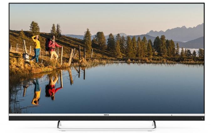诺基亚65英寸4K液晶电视在印度发布,售价约合人民币6100元