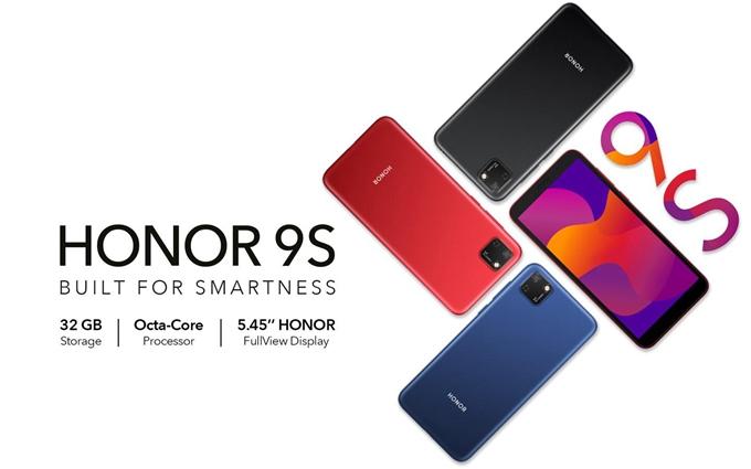 荣耀9A和荣耀9S在印度发布,定位百元入门手机!