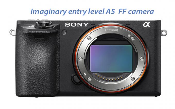 索尼注册微单新相机信息曝光 采用大容量电池或为入门全画幅A5