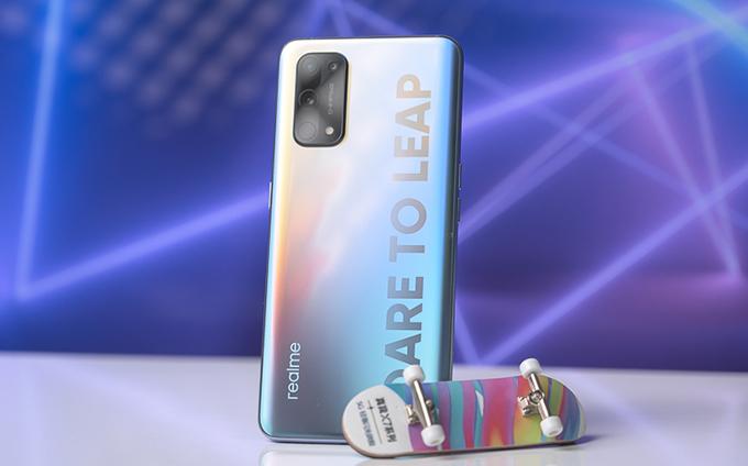 realme X7 Pro评测:高颜值敢C位的轻薄手机