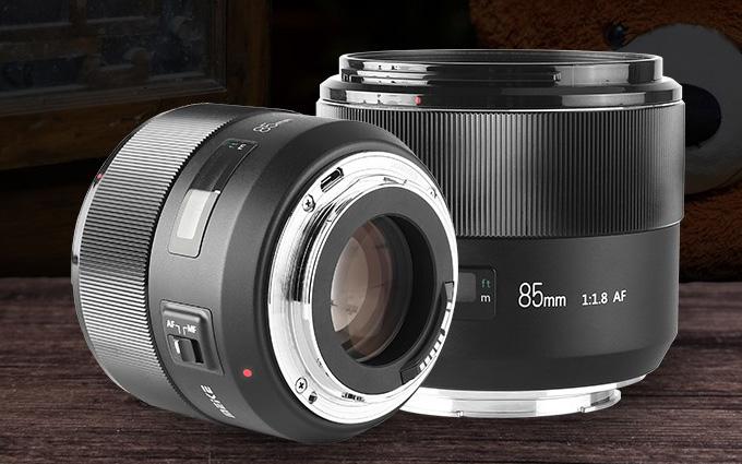 美科85mmF1.8定焦开始发售 一千元人像头带回家