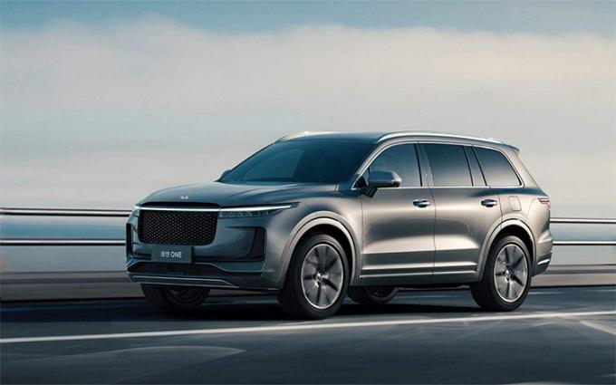 理想汽车全尺寸SUV将搭载英伟达新一代自动驾驶芯片 算力提升7倍