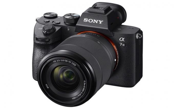 索尼或于明年三季度发布A7M4 8K摄像机也将年初亮相