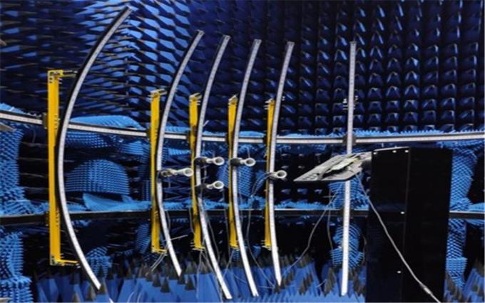高通公司在中国率先完成26GHz频段全部5G毫米波MIMO OTA性能 和射频测试