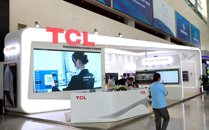 InfoComm 2020 | TCL V30智能会议平板多场景解决方案亮相展会现场