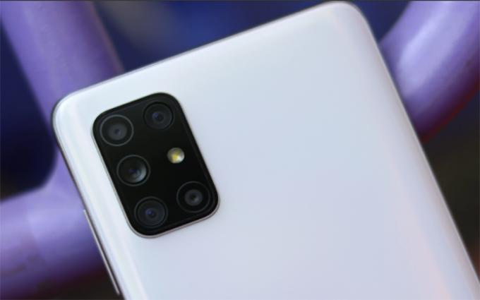 三星或于明年上半年发布Galaxy A72 后置五摄加入长焦镜头