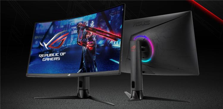 双节同庆畅享假期,华硕新品XG32VC电竞显示器追番电竞两不误!