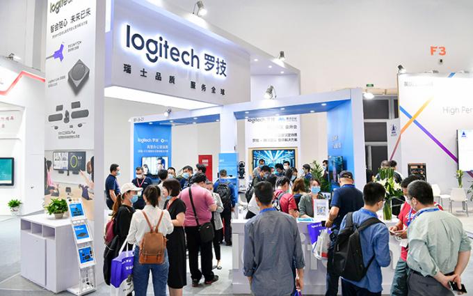 InfoComm 2020丨罗技现身InfoComm展会 旗下多款视频协作方案惊艳亮相