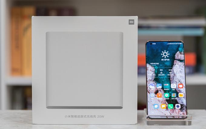 小米智能追踪式无线充电器图赏 多个设备只需随手一放