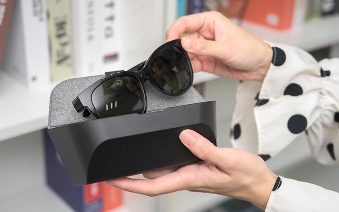 Bose智能音频眼镜猫眼款评测:用墨镜听音乐,体验究竟如何?