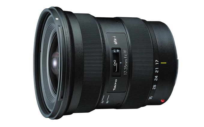 单反不死 图丽推出17–35mm F4镜头