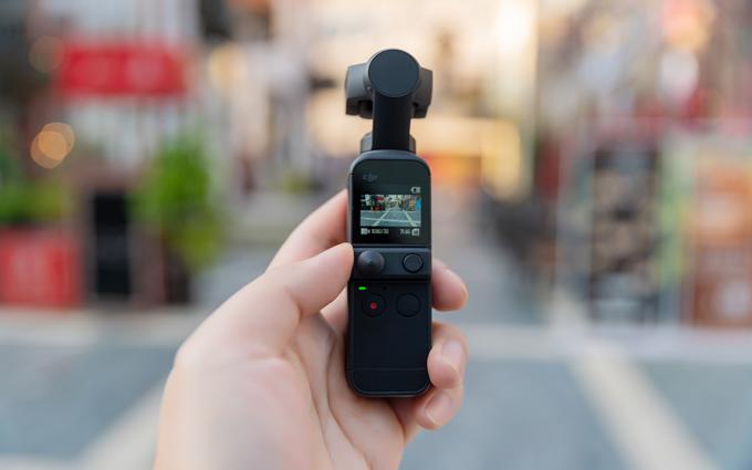 大疆DJI Pocket 2评测:高性能与多配件打造短视频拍摄神器