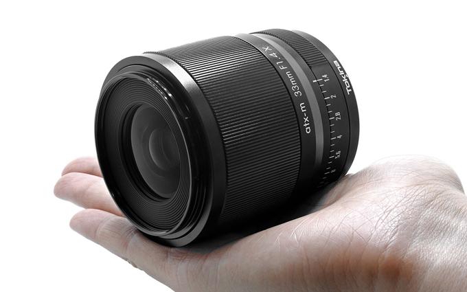 图丽推出33mm f/1.4 X、23mm f/1.4 X镜头 为富士X卡口而生
