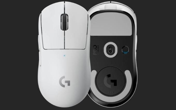 罗技推出轻量化无线鼠标Pro X Superlight 重量只有63克