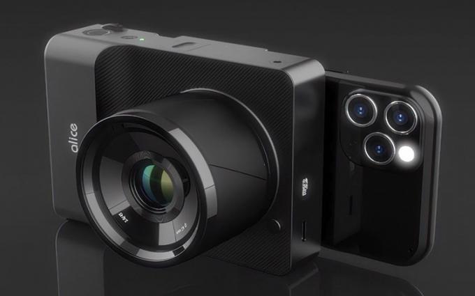 Alice Camera加入M43阵营 开发连接手机操控的相机