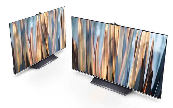 祝贺创维Q71真8K电视在热点科技2020五星奖颁奖盛典中荣获:年度先锋产品奖