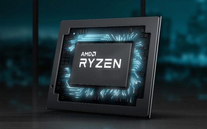 超越英特尔同规格处理器33% AMD锐龙9 5900H跑分曝光