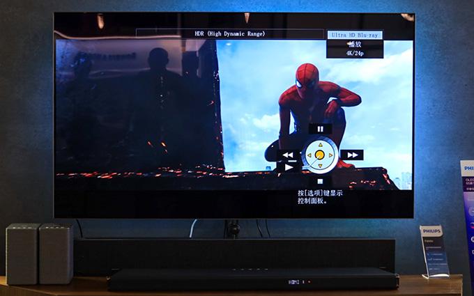 DTS联手飞利浦电视演示Play-Fi技术 无线也有环绕声