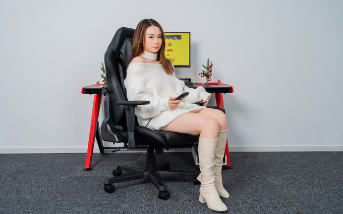 带来全方位的舒适体验 迪锐克斯Master大师椅按摩版图赏