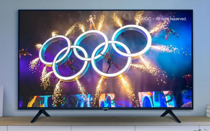 祝贺松下HX560电视在热点科技2020五星奖颁奖盛典中荣获:优秀产品奖