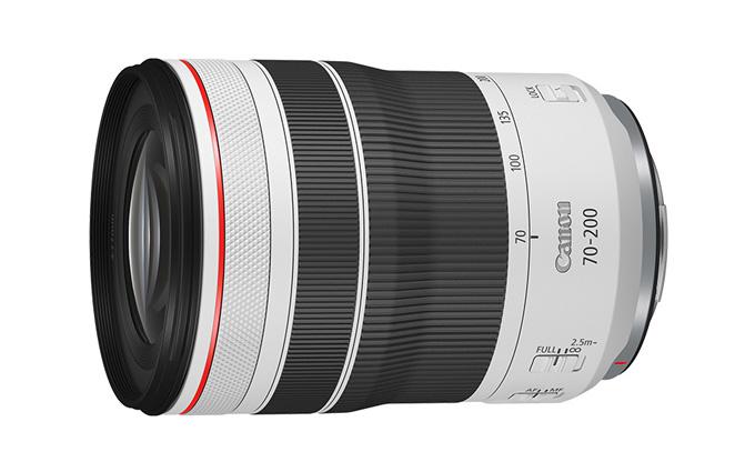 佳能RF70-200mm F4 L IS USM延期 明年3月发售