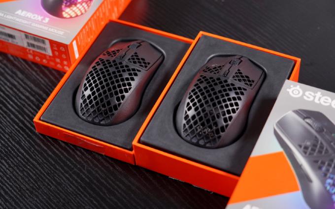 挖孔鼠标的新高度 赛睿Aerox 3系列鼠标评测