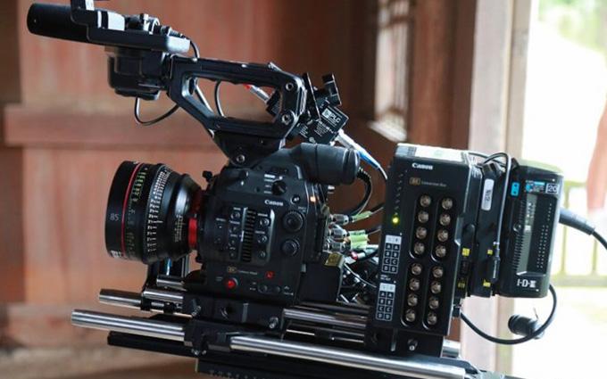 佳能再次预告8K电影机 依赖外录拍摄