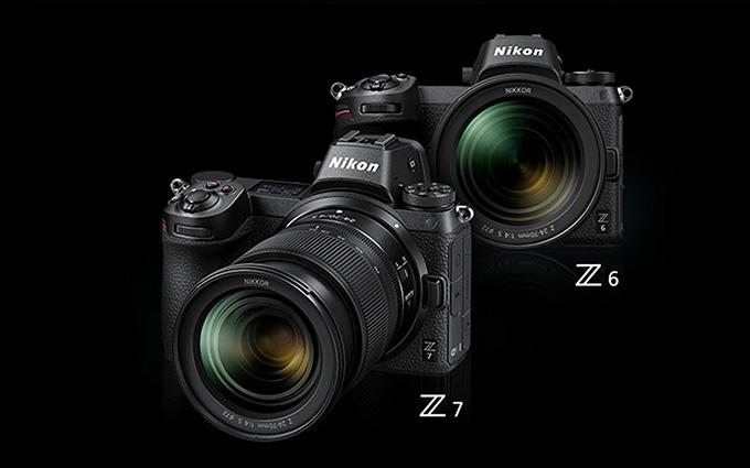 尼康Z6、Z7更新3.2版固件 支持Blackmagic RAW外录
