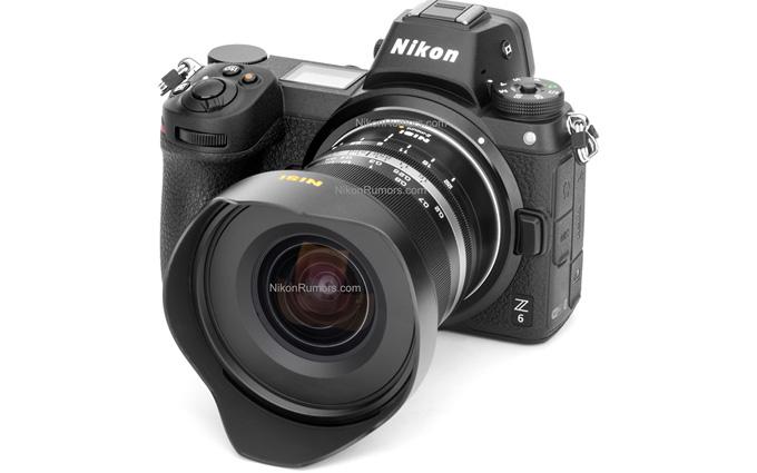 耐司首支相机镜头曝光 或为15mm f/4定