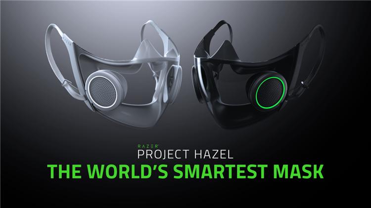 雷蛇于CES2021揭晓两项概念设计 RGB智能口罩与多功能游戏座舱
