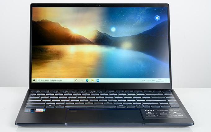 微星尊爵Prestige14 Evo评测:10nm处理器与PCI-E 4.0 SSD双重加速