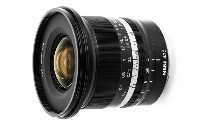 耐司首款相机镜头15mmF/4开售 全光圈可出十针星芒