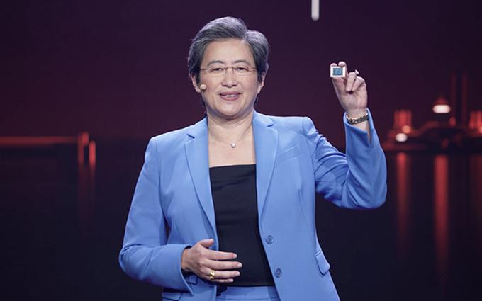 CES2021丨AMD发布锐龙5000系移动处理器 清洗笔记本市场掌握主动权