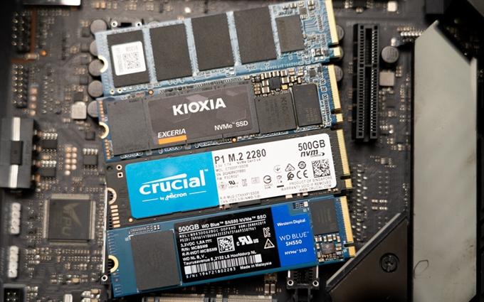 高性价比M.2固态硬盘选哪家?4款500GB NVMe SSD横评