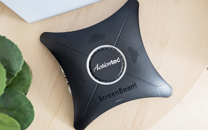 ScreenBeam投屏器评测:传统电视、投影仪也能开启无线投屏体验