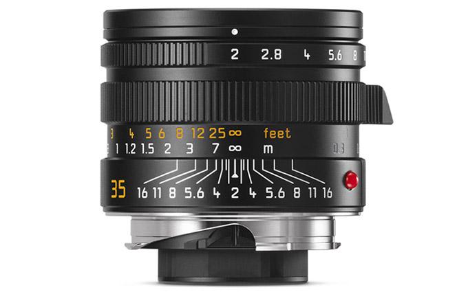 徕卡APO-SUMMICRON-M 35mm F2镜头曝光 定价恐超五万