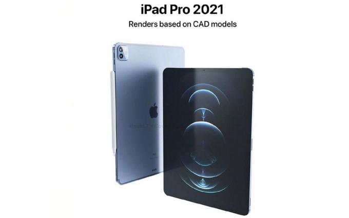 iPad Pro 5曝本月发布,A14X芯片,性能与M1持平