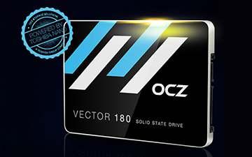 向掉盘说NO!OCZ Vector 180 SSD评测