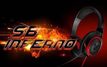 游戏玩家专属! 创新Inferno耳机评测